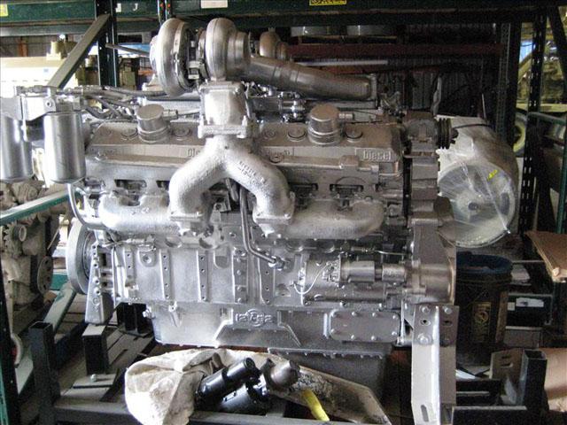 detroit  diesel engine sold  usedrebuilt machinery  east west drilling