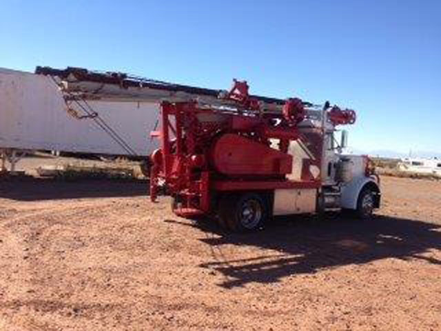 1978 Bucyrus Erie 22 W Series Iii Cable Tool Rig Best