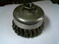 "4"" Weiler # 12316 5/8"" Wire Brush Generic 4"" Weiler # 12316 5/8"" Wire Brush Image"