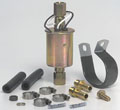E8131 24 Volt In-Line Fuel Pump Old Part # P74018  Generic E8131 24 Volt In-Line Fuel Pump Image