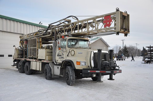 Search for th 60 drill rig for sale