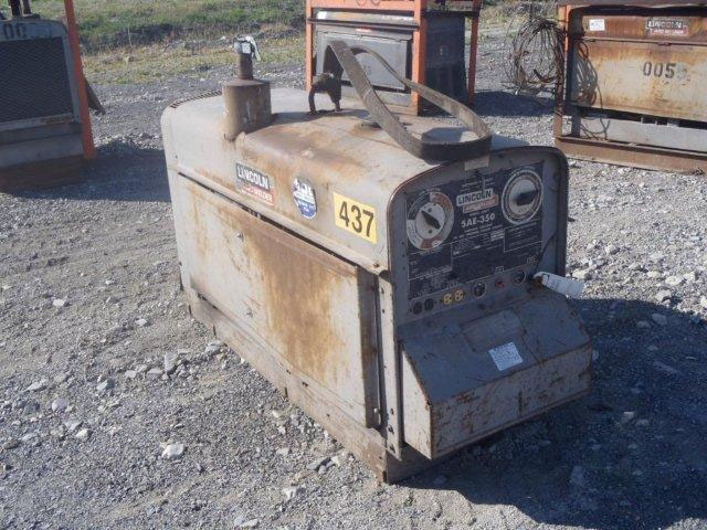 Lincoln Welders For Sale >> Lincoln SAE-350 Welders | Best Used/Rebuilt Machinery at ...