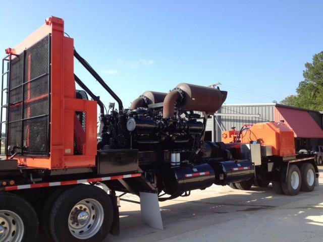 2007 SPM 1800 BHP Condor Frac Pump | Best Used/Rebuilt
