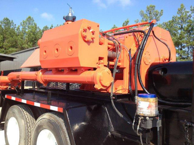 2007 SPM 1800 BHP Condor Frac Pump | Best Used/Rebuilt Machinery at