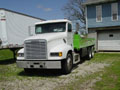 1994 Freightliner 2000 Gallon Flat Bed Water Tank Freightliner 2000 Gallon Flat Bed Water Tank Image