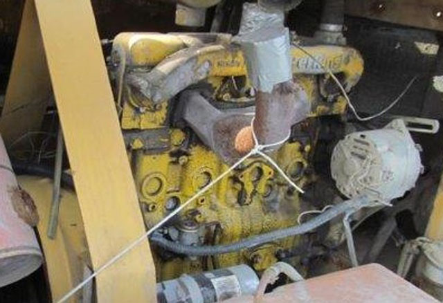 Perkins 4 Cylinder Diesel Engine Best Used Rebuilt