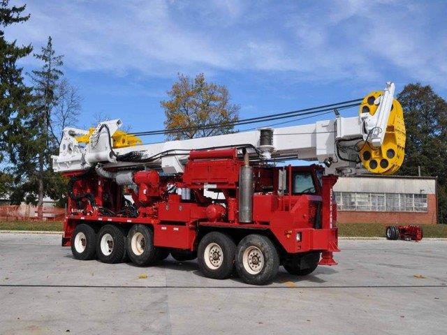 2006 Schramm T130 Xd Drill Rig Best Used Rebuilt