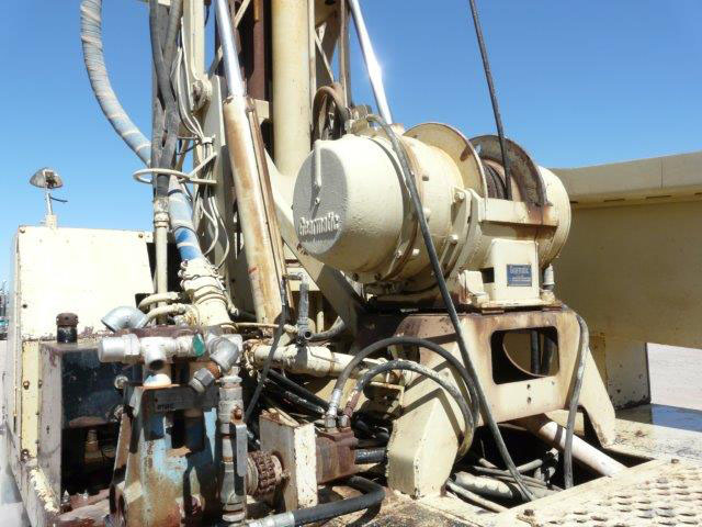 1987 Ingersoll Rand Th60 Drill Rig Sold Best Used