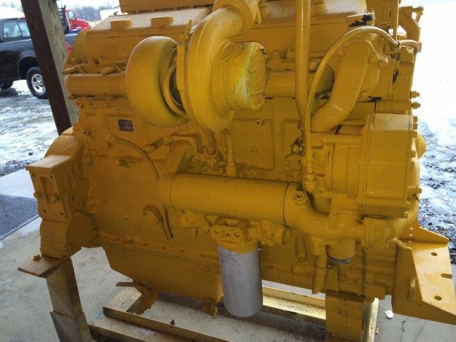 Mifflinburg Auto Sales >> Caterpillar 3406C DITA Diesel Engine - SOLD | Best Used/Rebuilt Machinery at East West Drilling