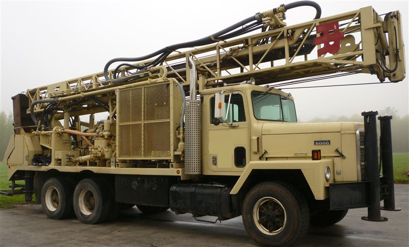 3357 1 jpg 1992 ingersoll rand th60 drill rig sold ingersoll rand