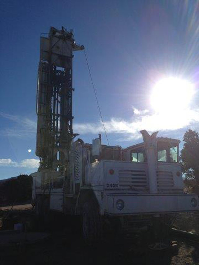 1991 Driltech D40k Drill Rig Sold Best Used Rebuilt