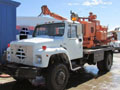 1984 Sterling CH7 Caisson Drill Rig Sterling CH7 Caisson Drill Rig  Image