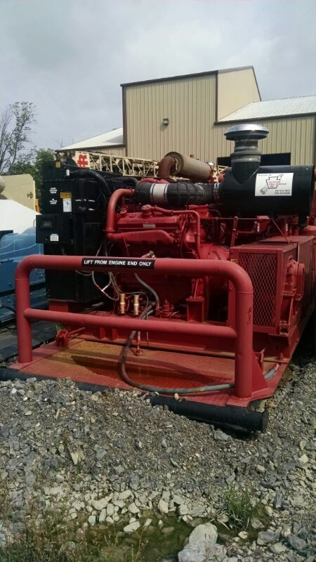 Mifflinburg Auto Sales >> Joy WB-12 Air Booster | Best Used/Rebuilt Machinery at East West Drilling