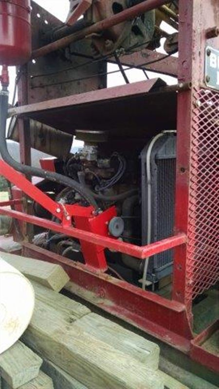 Bucyrus Erie 20w Cable Tool Drill Rig Sold Best Used