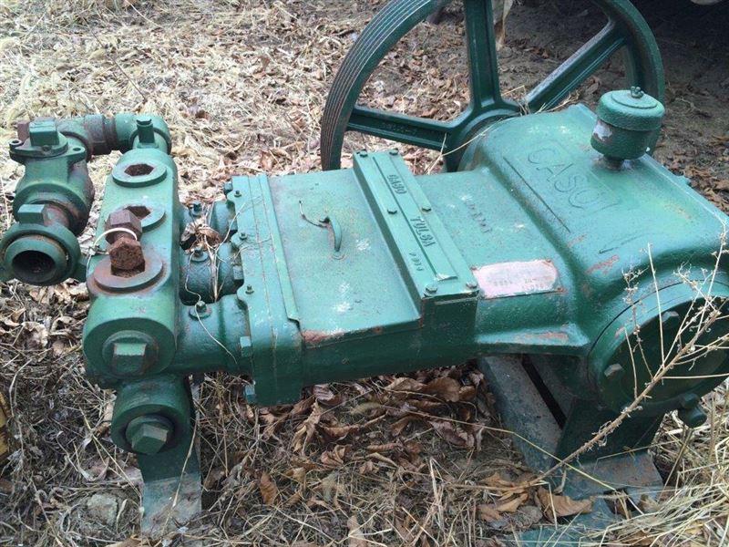 GASO TRIPLEX MUD PUMP SERIES 3364 - SOLD | Best Used/Rebuilt