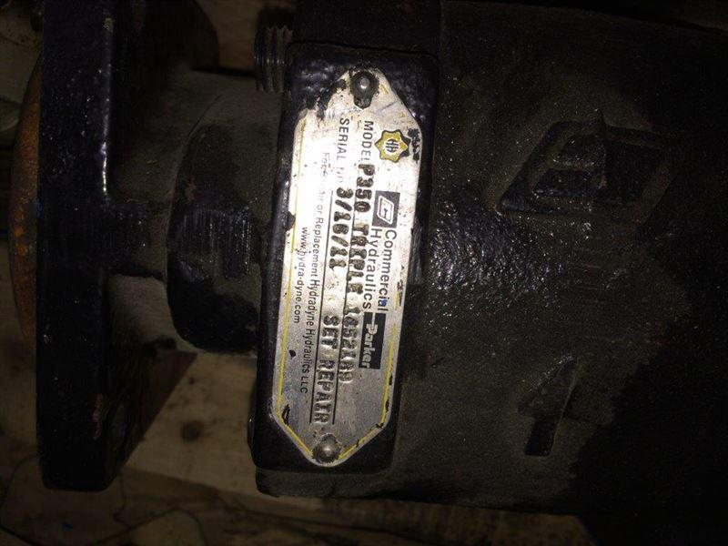Mifflinburg Auto Sales >> 1452189-R P350 Triple Piggyback Hydraulic Pump | Best Used/Rebuilt Machinery at East West Drilling