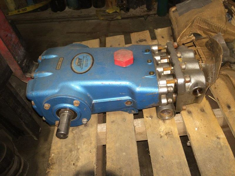 Cat 2530 Plunger Pump Triplex Best Used Rebuilt