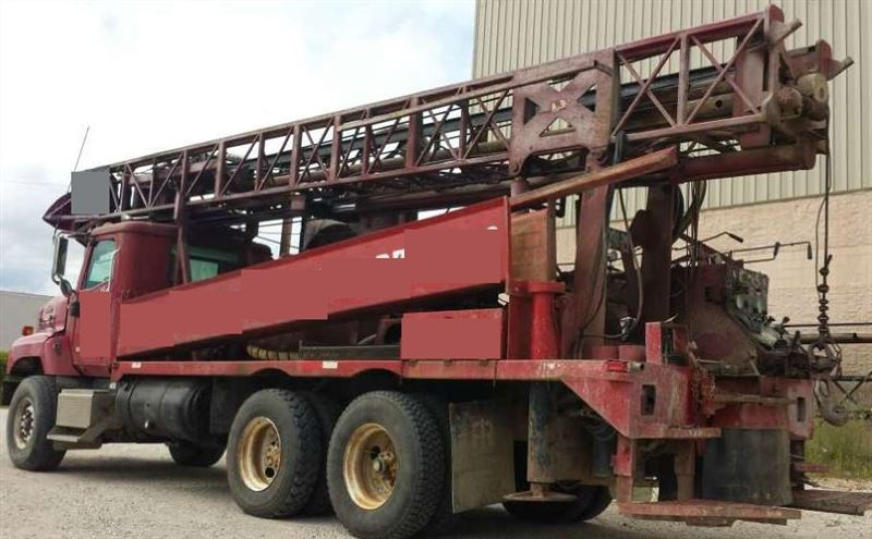 2000 ingersoll rand th60 drill rig best used rebuilt machinery at