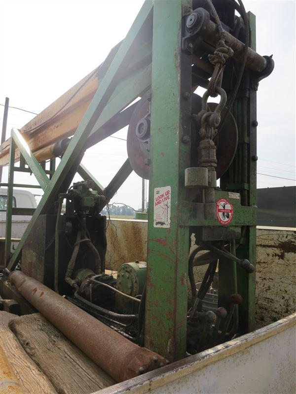 Cyclone Pump Hoist Rig Best Used Rebuilt Machinery At