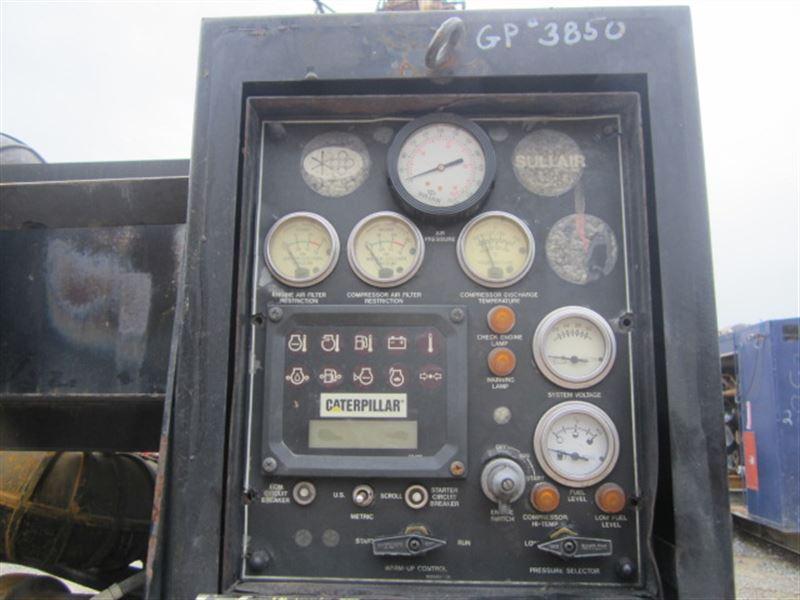 Sullair 1150 Cfm 350 Psi Air Compressor Best Used