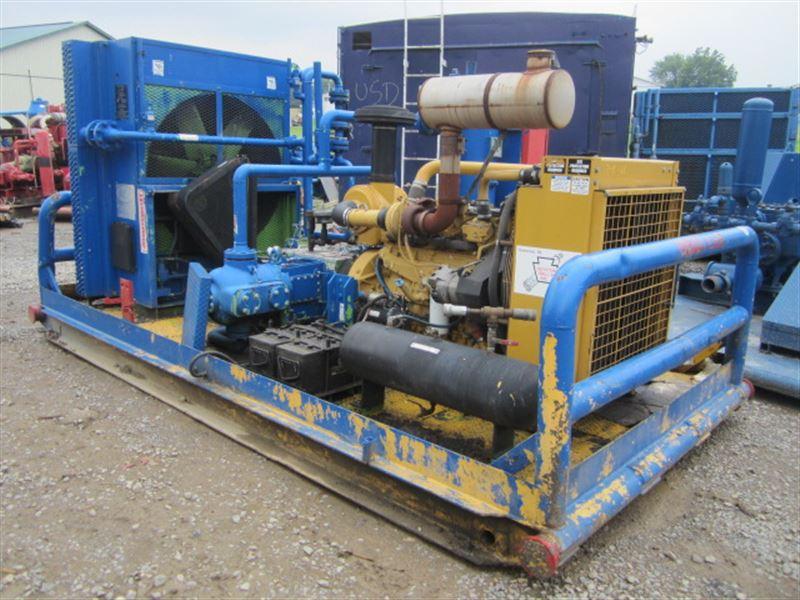 ARIEL JGQ/2 AIR BOOSTER | Best Used/Rebuilt Machinery at