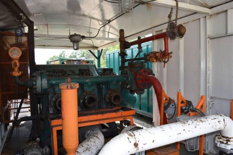 Gardner Denver Pz11 Triplex Mud Pump Amp Package Best Used