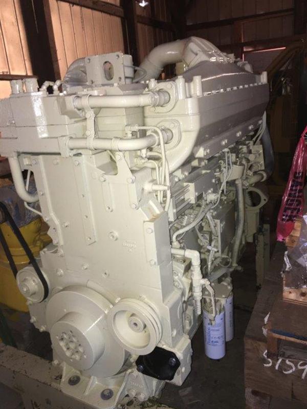 Rebuilt Cummins Qsk19 Diesel Engine Sold Best Used