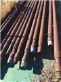 "USED T4 DRILL PIPE 25' X 4-1/2"" OD X 2-7/8"" IF Ingersoll-Rand T4 DRILL PIPE 25' X 4-1/2"" OD X 2-7/8"" IF Image"