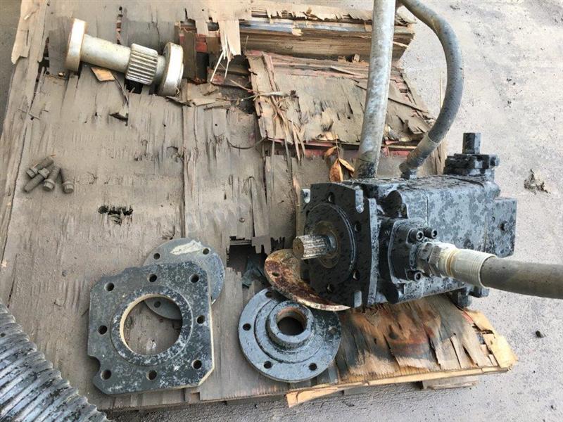 57168809 U Denison M46v Hydraulic Motor Best Used