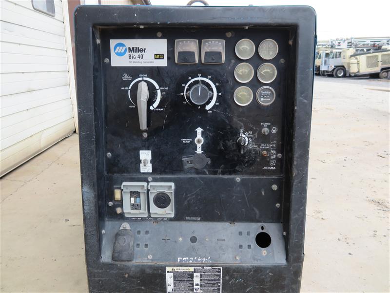 Mifflinburg Auto Sales >> 2001 Miller Big 40 Welder/Generator | Best Used/Rebuilt Machinery at East West Drilling