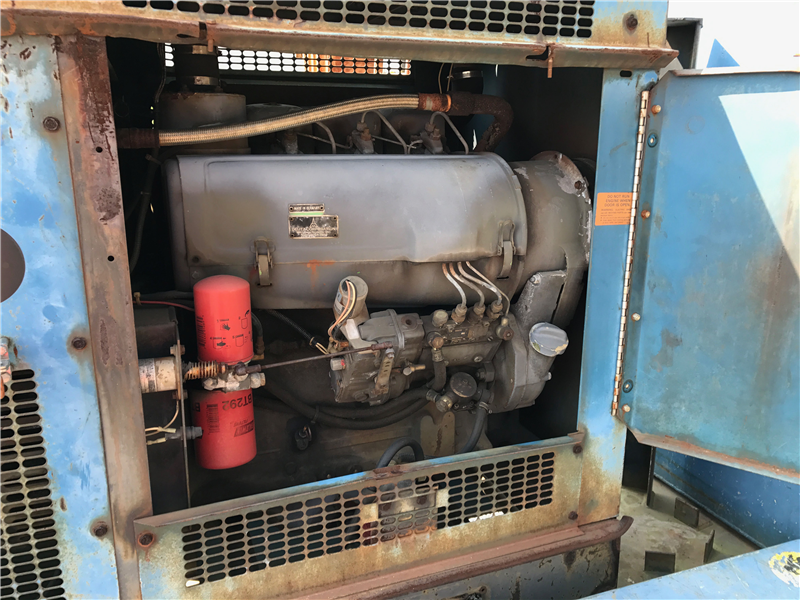 Best Diesel Engine Truck >> Miller Air Pak Welder-Generator-Compressor | Best Used/Rebuilt Machinery at East West Drilling
