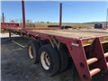 43103.2.jpg 2000 Fontaine Tandem-Axle Flat Bed Trailer Fontaine