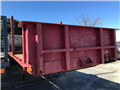 43103.5.jpg 2000 Fontaine Tandem-Axle Flat Bed Trailer Fontaine