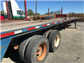 43104.2.jpg 2000 Fontaine Tandem-Axle Flat Bed Trailer Fontaine