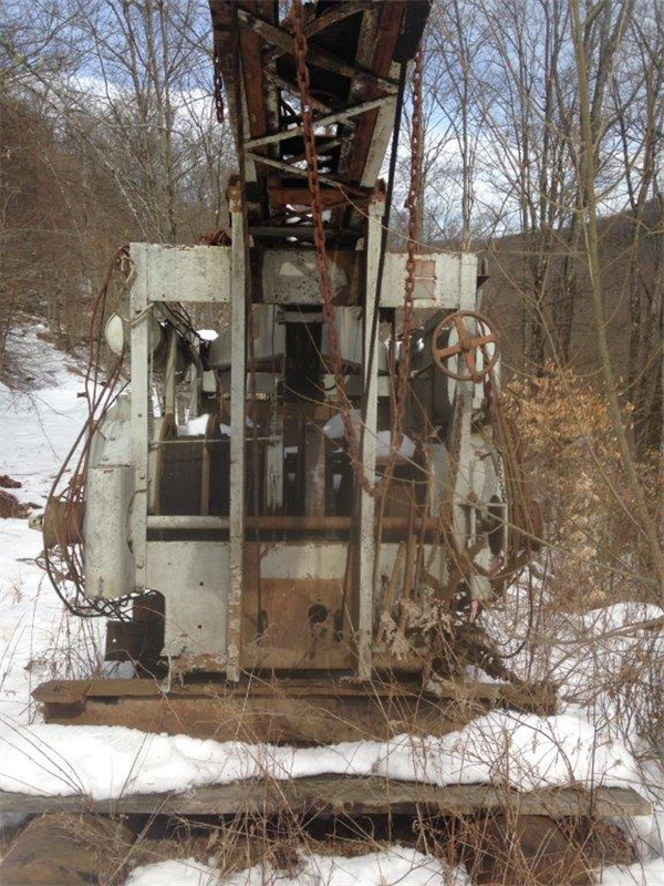 Bucyrus Erie 28l Cable Tool Rig Best Used Rebuilt