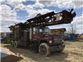1992 Ingersoll-Rand TH75W Drill Rig Ingersoll-Rand TH75W Drill Rig - DH (Deep Hole) Image