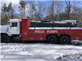 1996 International Flat Bed Water Truck International 2300 Gallon Water & Pipe Truck Image