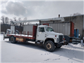 1987 International Truck & Kyle 8K Crane International Single Axle Truck & Kyle 8K Crane Image