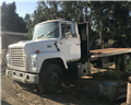 1979 Ford 9000 Support Truck Ford 9000 Support Truck Image