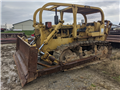 1970 Caterpillar D6C Crawler Bulldozer Caterpillar D6C Crawler Bulldozer Image